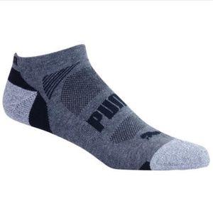 Puma Underwear & Socks - NEW PUMA MEN'S 8 PAIR MOISTURE CONTROL NO SHOW SOC